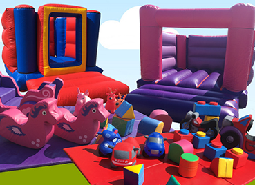 Inflatable Games London